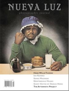 Nueva Luz cover, by Hank Willis Thomas