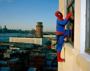 © Dulce Pinzón, Spiderman