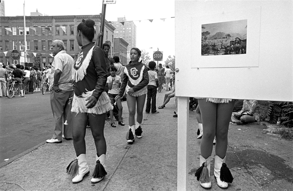 En Foco Street Gallery, Mott Haven, 1979