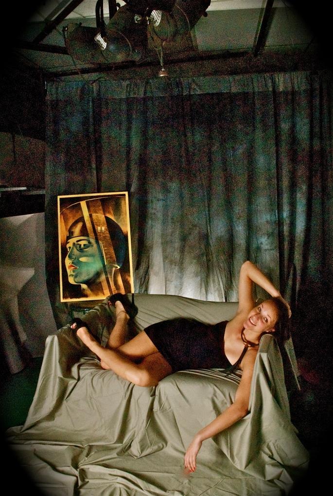 Homage to Kertesz, 2012. © Frank Gimpaya