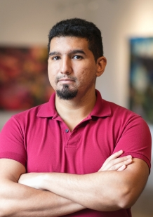 Raul Aguirre, Digital Media Associate